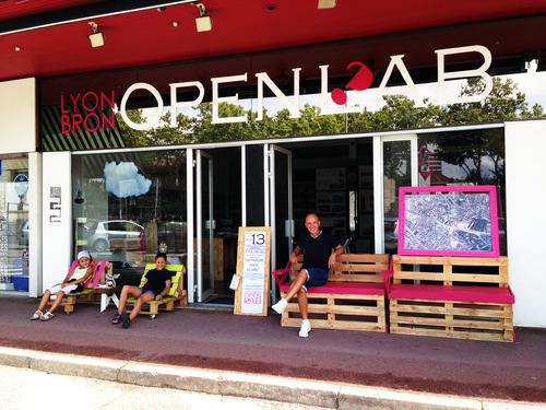 Rencontre avec le Lyon Bron Open Lab