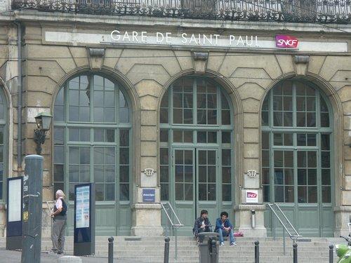 A la découverte de la Gare Saint-Paul